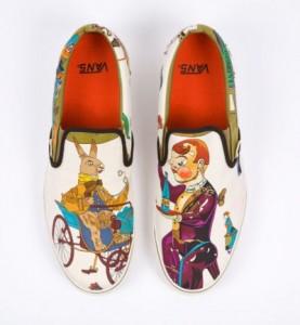 model de pantofi hermes vans