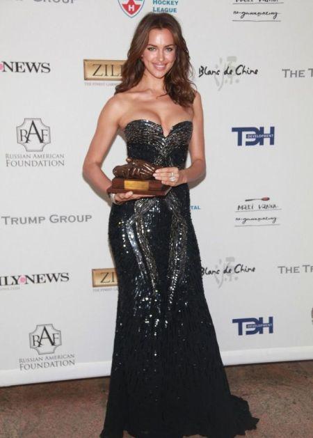 modele rochie de seara irina shayk