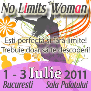 no limits woman