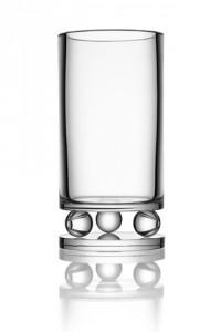 pahar creat de designerul karl lagerfeld