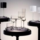 Paharul sus pentru KARL LAGERFELD – colectia de pahare KL