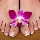 Pedichiura si pregatirea picioarelor pentru nunta
