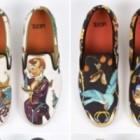 Poze pantofi Hermes & Vans
