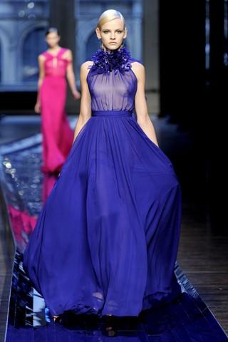rochie eleganta si albastra jason wu