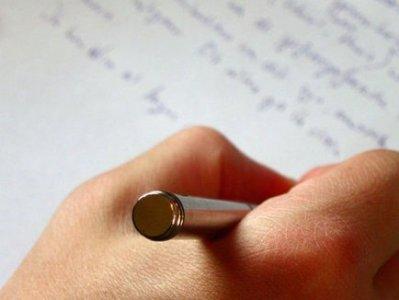 scrierea unei scrisori