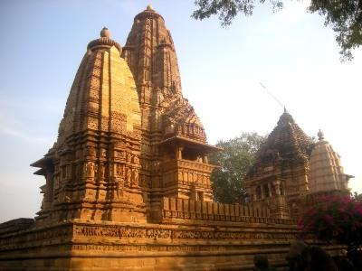 templul Khajuraho