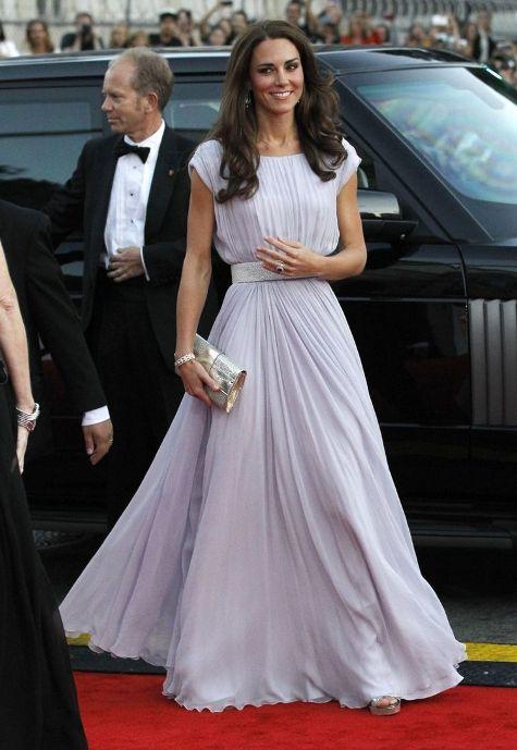 Kate la Bafta Brits to Watch Gala