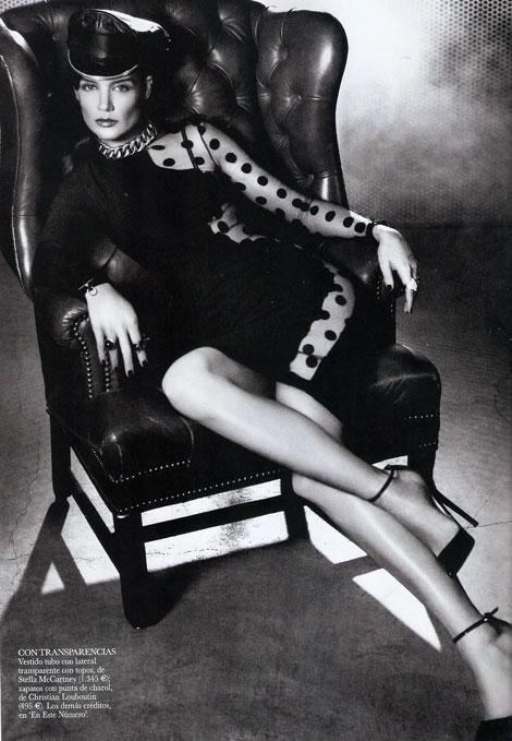 Katie Holmes in revista Vogue Spania August 2011 -1
