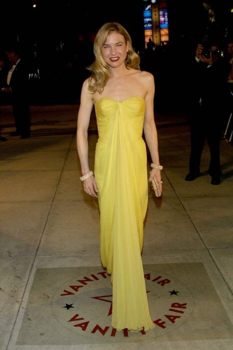 Oscar Style - Renee Zellweger