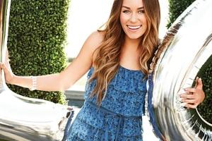 Tinute de vara 2011 - Lauren Conrad pentru Kohl
