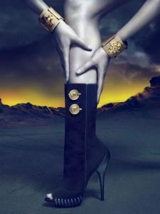 campania toamna 2011 - versace
