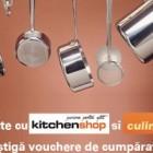 Gateste cu Kitchen shop cu culinar.ro