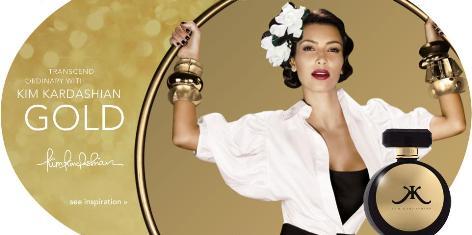 kim kardashian - lansare de parfum