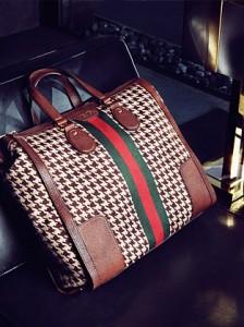 poza cu geanta