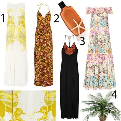 rochii de vara pentru plaja