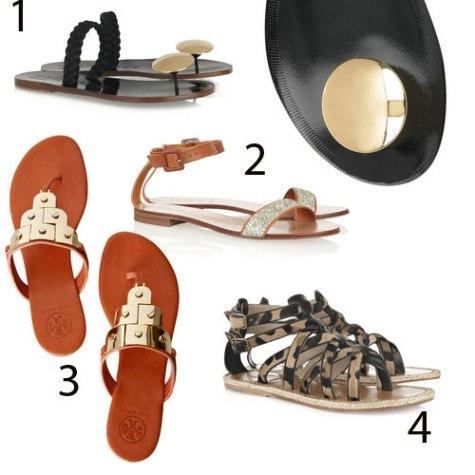 sandale pentru vacanta