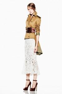 tendinte in moda 2012 - alexander mcqueen