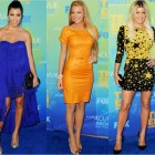 Covorul rosu la Teen Choice Awards 2011