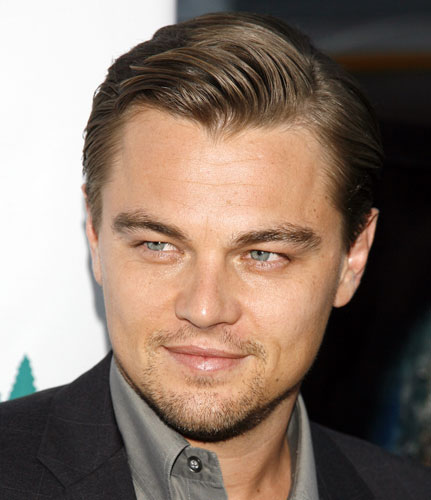poza cu Leonardo DiCaprio