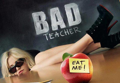 Top 10 filme de comedie bad teacher