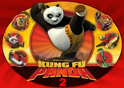 film de animatie Kung Fu Panda 2