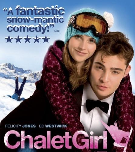 filme de comedie chalet girl