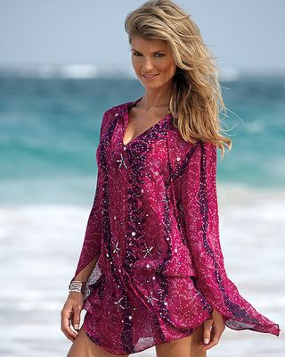 tunica pentru plaja