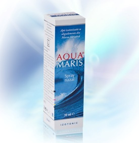 Aqua Maris spray nazal