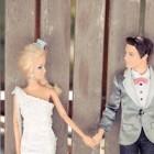 Nunta – Barbie si Ken