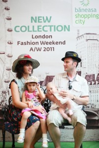 london fashion weekend 2011