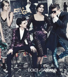 Dolce and Gabbana - campania de toamna 2011