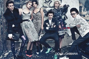 campania de toamna 2011 Dolce and Gabbana