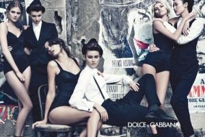 colectia de tinute pentru toamna 2011 Dolce and Gabbana