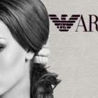 Rihanna in campania Armani