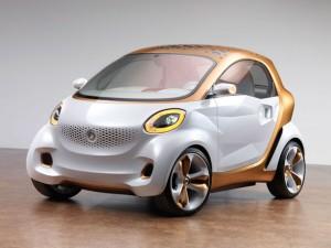 noul concept de masina smart forvision