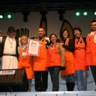 Echipa culinar.ro impreuna cu Uica Mihai au facut cel mai mare minestrone