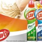 SAVO Plus Gel inseamna o casa curata fara prea mult efort!