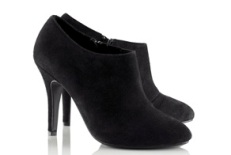 tendinte in moda 2011 - botine H&M