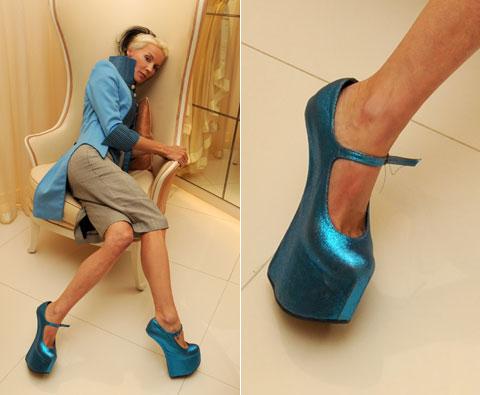 pantofi extravaganti