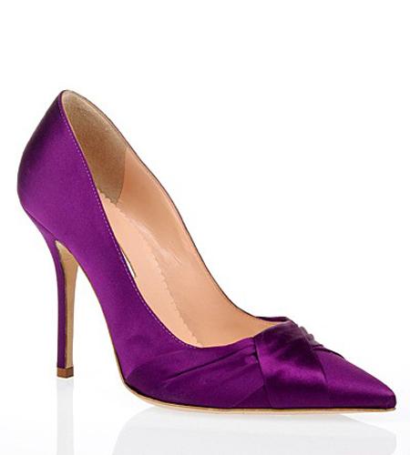 pantofi oscar de la renta