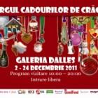 One stop gift SHOP – Târgul Cadourilor de Crăciun de la Galeria Dalles