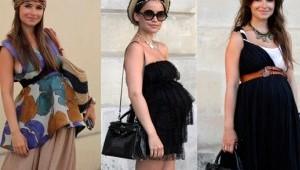 Moda pentru gravidute
