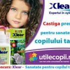 Concurs Xlear – Sanatate pentru copilul tau
