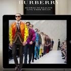 Burberry Prorsum, colectia pentru barbati