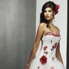 Culorile rochiei de mireasa in 2012