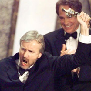 """James Cameron a ridicat bratele in aer si a strigat """"I'm the king of the world"""""""