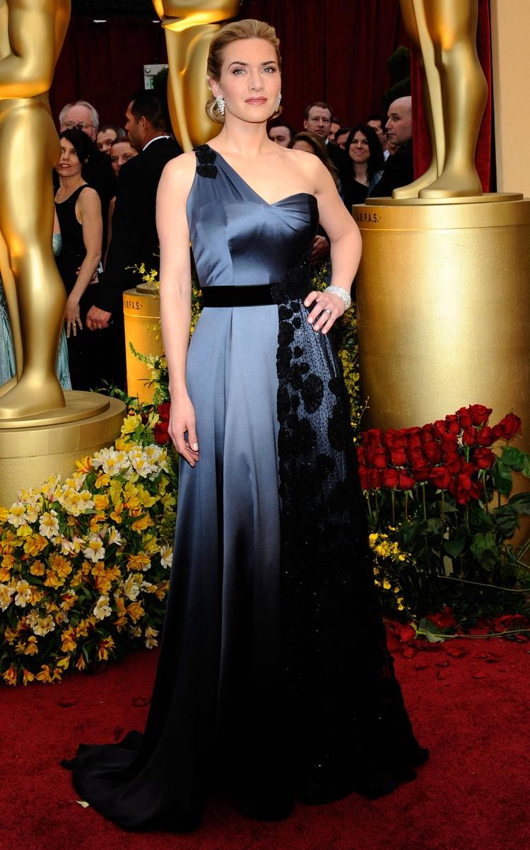 Kate Winslet in Yves Saint Laurent