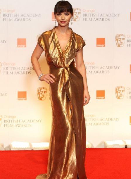 Christina Ricci: rochie Givenchy accesorizata cu bijuterii Bulgari
