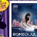 Iubitorii de opera si balet pot urmari spectacolele preferate la Grand Cinema Digiplex