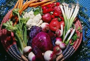 ceapa verde, legume, primavara